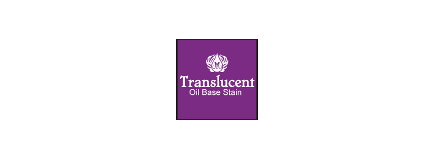 Translucent pátinas
